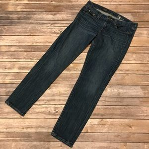 J Crew Toothpick ankle jeans Skinny Size 29